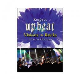 Respect up beat Live DVD「Visions by Rocks@Ebis CreAto」